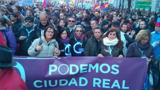 Las aguas bajan turbias en Podemos Ciudad Real : Dimisión en bloque con un duro comunicado contra Pedro García Molina