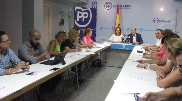 El PP de Guadalajara pone en valor el Pacto de Estado contra la Violencia de Género impulsado por el Gobierno de Rajoy