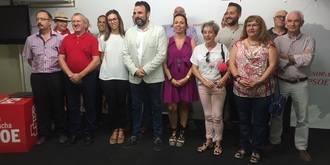 El azudense José Luis Blanco ya es oficialmente precandidato a la Secretaría General del PSOE en Castilla-La Mancha