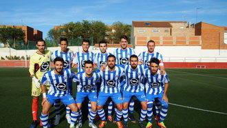 Derrota del Hogal Alcarreño por 3 goles a 1 en el campo del Pantoja
