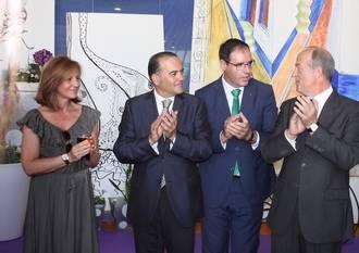 Inaugurada la XLV Feria Internacional del Ajo en Las Pedroñeras