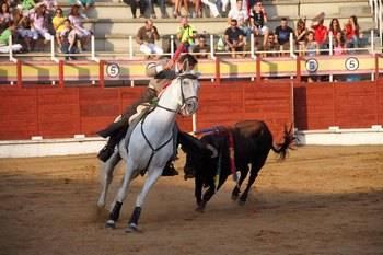 Sergio Domínguez y Pencho Solano salen a hombros en la segunda de abono de San Roque