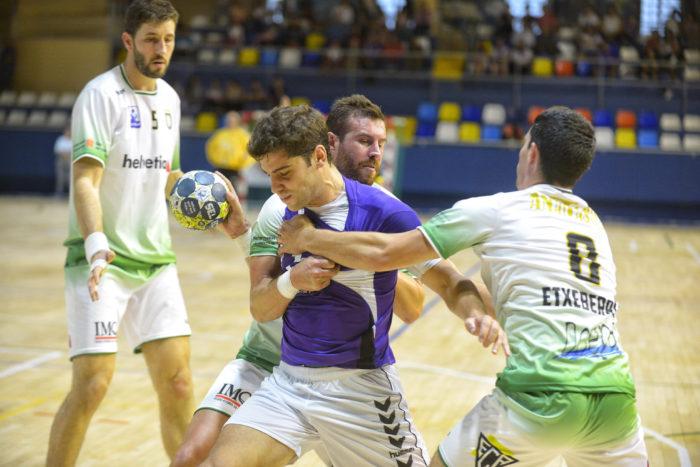 El Quabit Guadalajara no levanta cabeza y pierde los puntos ante el Teucro