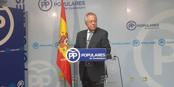 """Aguirre: """"El pacto de los García atropella las reglas con maniobras predemocráticas y estrangula las inversiones en Guadalajara"""""""