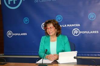"""Riolobos exige """"el cese fulminante del vicepresidente y la consejera de Podemos o, de lo contrario, que Page dimita"""""""