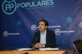 Robisco exige que Vaquero convoque esta semana la comisión para explicar la ejecución presupuestaria de 2016