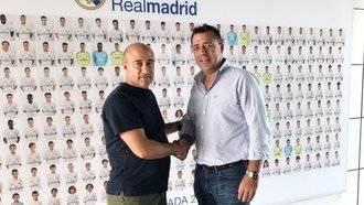 El CF Talavera cierra un acuerdo de colaboración con el Real Madrid
