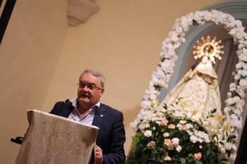 El pregón en la Ermita de los Enebrales da paso a la alegría agallonera en Tamajón