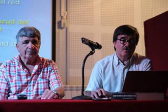 Presentado en Tamajón el libro 'La Presa del Vado y el Canal del Jarama'