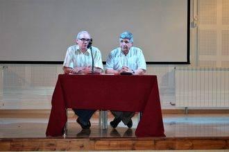 Piraguas y la presentación del libro 'Tamajón en la Edad Contemporánea' dan comienzo a la Semana Cultural