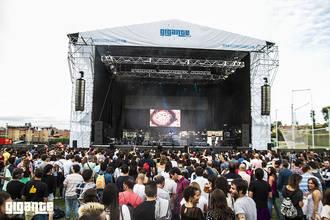 Todo preparado para que Guadalajara reciba el 1 y 2 de septiembre a miles de asitentes al Festval Gigante con sus tres escenarios