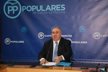 El PP ofrece apoyar los presupuestos de 2018 si Page baja los impuestos y cesa a su vicepresidente de Podemos