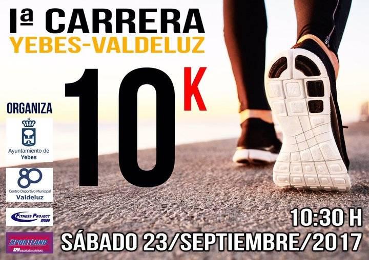 Se abre el plazo de inscripción para el 10 K popular que se correrá el 23 de septiembre en Valdeluz