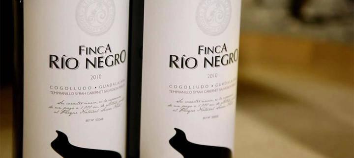 """El vino 'Finca Río Negro' de Cogolludo, Medalla de Oro del Concurso """"Sélections Mondiales des Vins"""" de Canadá"""