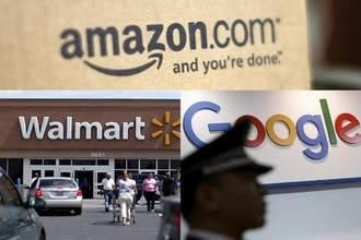 Wal-Mart se alía con Google Express para derrocar a Amazon