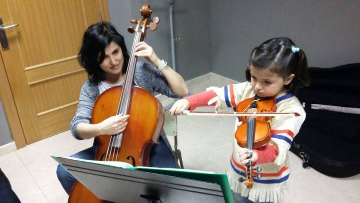 Abre el plazo para nuevos alumnos en la Escuela de Música y Danza de Cabanillas
