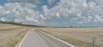 Un hombre pierde la vida y otro resulta herido grave tras un accidente de moto en Fuentelencina
