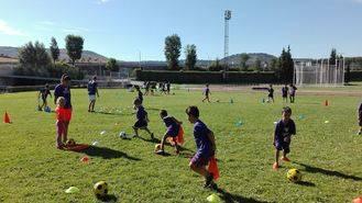 Gran éxito del III Campus de Verano del Club Atlético Guadalajara
