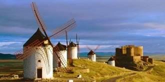 Castilla-La Mancha es la comunidad autónoma con menor densidad de turistas en España y la tercera peor de toda la eurozona