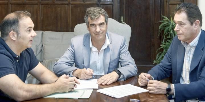 Un nuevo contrato garantiza el mantenimiento de las vías urbanas en Guadalajara