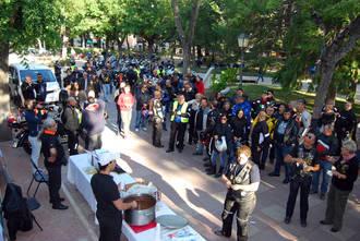 Los Ángeles Guardianes preparan su IV Ruta Motera a favor de Nipace