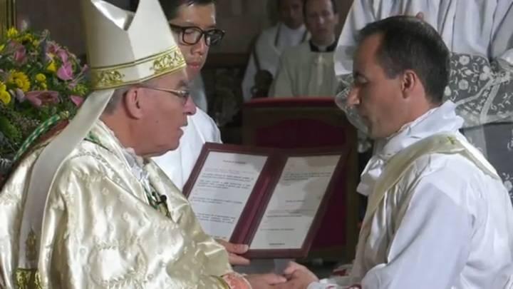 Arturo Garralón, hijo de Guadalajara, ya es sacerdote