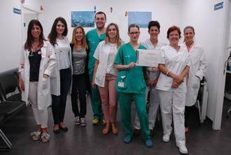 La Unidad del Sueño del Hospital de Guadalajara, distinguida como Unidad Respiratoria de excelencia
