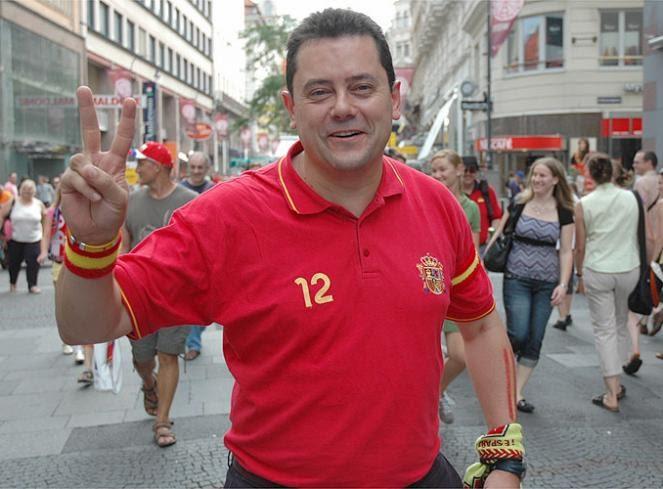 El periodista deportivo Tomás Roncero pregonará el inicio de las fiestas de Yebra