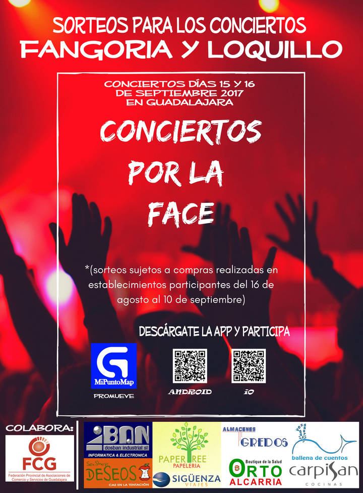 """FCG invita a disfrutar de los conciertos de Ferias de Guadalajara """"por la Face"""""""