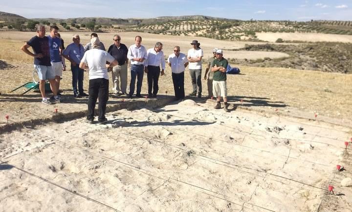 Ocho proyectos de la provincia de Guadalajara, aprobados en la orden del Gobierno regional para la investigación del patrimonio arqueológico