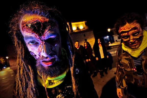Las calles de Azuqueca se llenarán de zombis durante la noche de Halloween