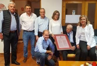 El parejano Francisco Guijarro cumple este martes 105 años