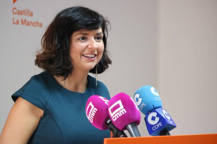 """Orlena De Miguel: """"El balance que debemos hacer del estado de nuestra región es negativo y muy poco esperanzador"""""""