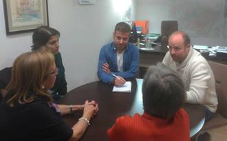 Adabal traslada a Ciudadanos Guadalajara la situación de las personas con trastornos alimentarios