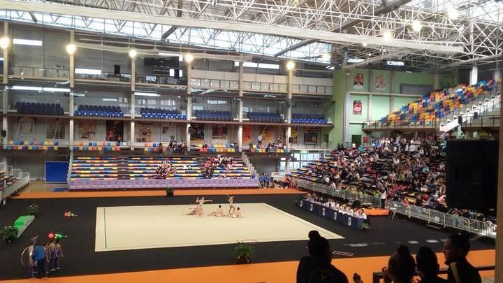 Éxito de participación para la séptima edición del Trofeo de Gimnasia Rítmica Maite Nadal