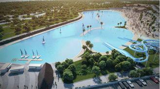 Rayet quiere construir en Alovera la mayor playa artificial de Europa