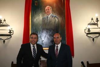 Emilio Fernández-Galiano donará esta primavera un retrato de Felipe VI al Ayuntamiento de Sigüenza