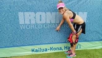 Alba Reguillo, primera castellano-manchega en el Ironman de Hawai
