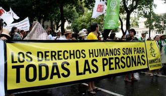 Amnistía Internacional dice que los Jordis y los miembros del Govern