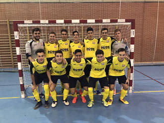 Los de Diego Martín se impusieron con claridad el equipo toledano del CD Ciudad de Nara A, por 6-2
