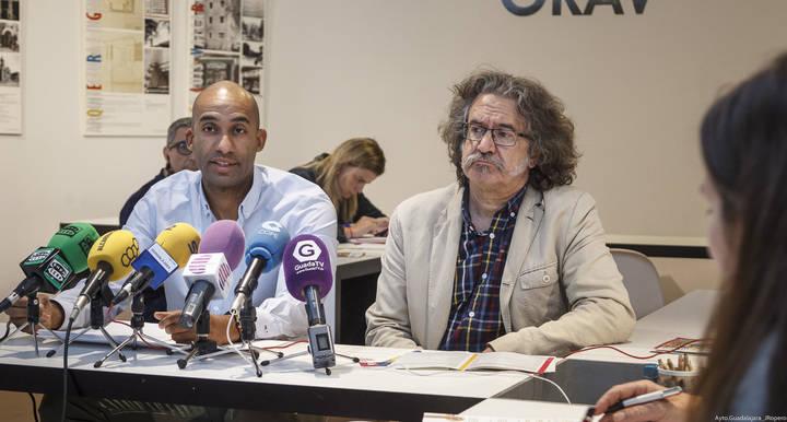 """Los meses de octubre y noviembre llegan """"Con mucho arte"""" a Guadalajara"""