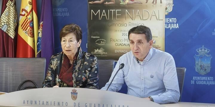 La 7ª edición del Trofeo de Gimnasia Rítmica Maite Nadal congregará este fin de semana a 931 participantes