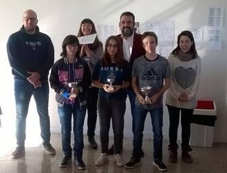 Celebrado en Azuqueca el primer torneo del XIII Circuito de Ajedrez promovido por Diputación