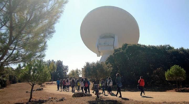 Las expectativas del Aula de Astronomía de Yebes en esta sexta temporada es batir todos los registros