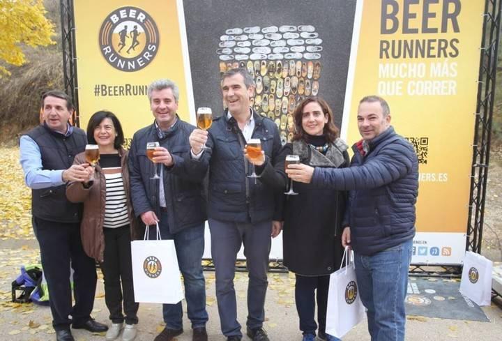 Cerca de 700 corredores disfrutan del deporte y la cerveza en la carrera Beer Runners Guadalajara