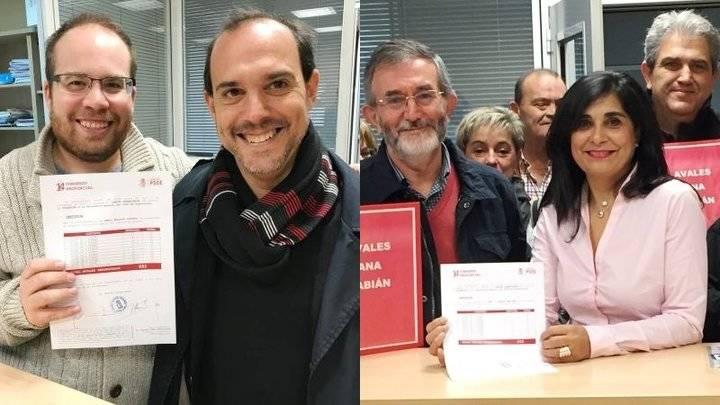 Las aguas bajan revueltas en el PSOE de Guadalajara: Duro comunicado y acusaciones de los de Bellido contra Ana Fabián