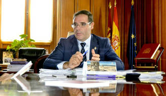 La Justicia da la razón a Benjamín Prieto en el despido disciplinario del bombero