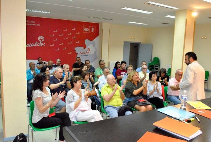Page no cumple su palabra: Monumental enfado de los afines a Blanco por lo ocurrido en el PSOE de Cuenca