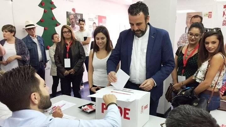 Blanco augura unos resultados 'extraordinarios' para su candidatura en las Primarias