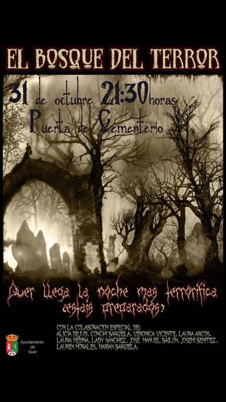 El Bosque del Terror espera a los seteros para sacar una sonrisa del miedo en Halloween